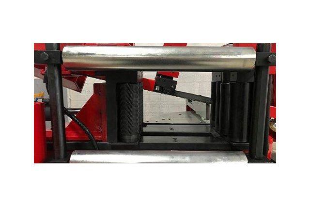 Гидравлический 4-валковый гибочный станок CORMAK 4R HPK90 - kma.ua