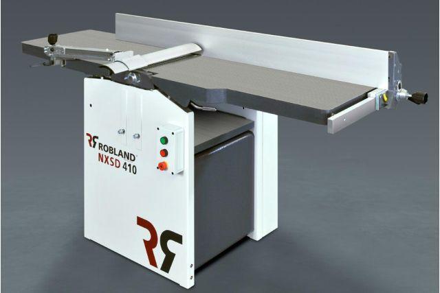 Фугувально-рейсмусовий верстат Robland NXSD 410