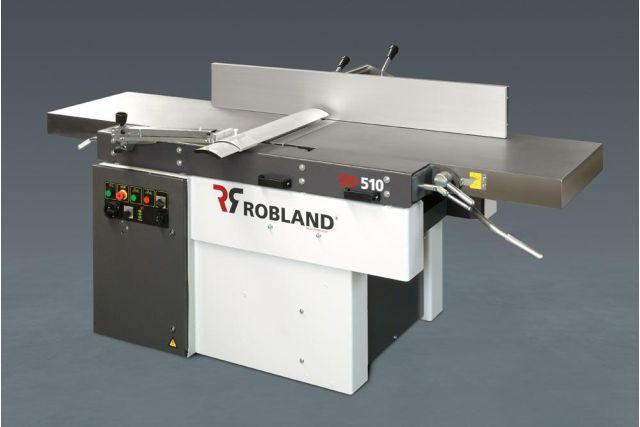Фугувально-рейсмусовий верстат Robland SD 510