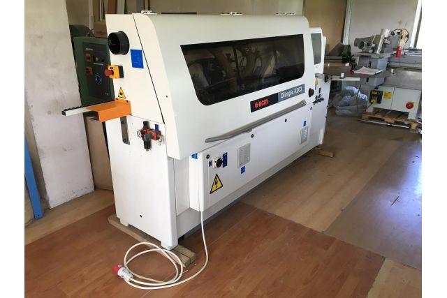 Кромкооблицювальний верстат SCM OLIMPIC K203
