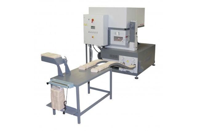 Гідравлічний прес для брикетування WINTER Typ BP 600