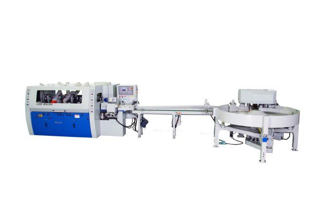 Чотиристоронній строгальний верстат Winter TIMBERMAX 5-20 High-speed