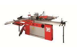 Комбинированный форматно-фрезерный станок Holzmann KF 315VF-2600