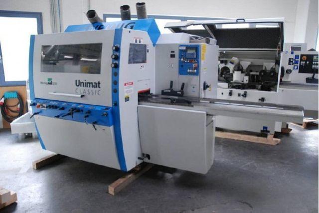 Чотиристоронній станок WEINIG UNIMAT 500