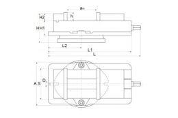 Магнитный прибор для установки строгальных ножей Holzmann MEL2 ФОТО 7 - kma.ua