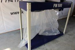 Универсальный фрезерный станок Holzmann BF 500 ФОТО 2 - kma.ua
