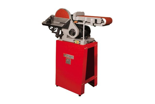 Ленточно-дисковый шлифовальный станок Holzmann BT 1220