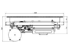 Аспирация Holzing RLA 300 VIBER Power 8900 м3/ч ФОТО№-2 - kma-ukraine.com