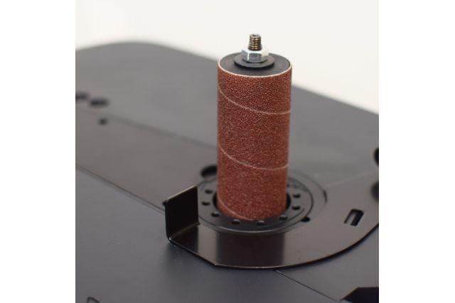 Круг шлифовальный тарельчатый _230x зерно 080 Holzmann ST230K80 - kma.ua