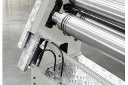 Пресс для склеивания с прижимными элементами на рамной конструкции Holzmann VSTR 3000 ФОТО 4 - kma.ua