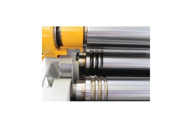 Комплект спиральных сверл 14,5-30 мм КМ2-КМ3/быстрорежущая сталь/9 шт. Holzmann SPSMK23 - kma.ua